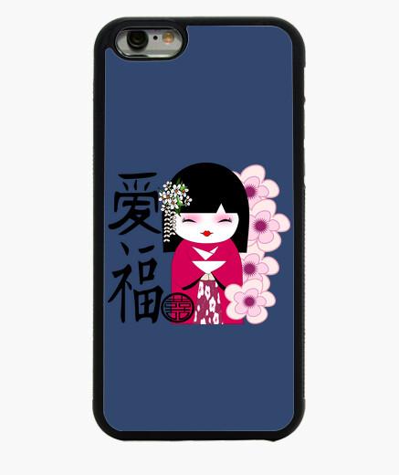 Funda iPhone 6 / 6S MUÑECA JAPONESA