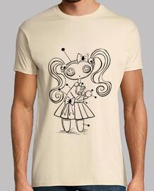 Muñeca vudú - Camiseta chico