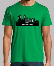Münster skyline