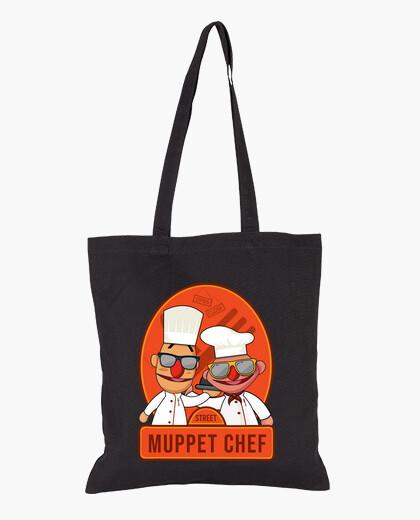 Muppet chef bag