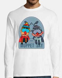 muppet sky snow
