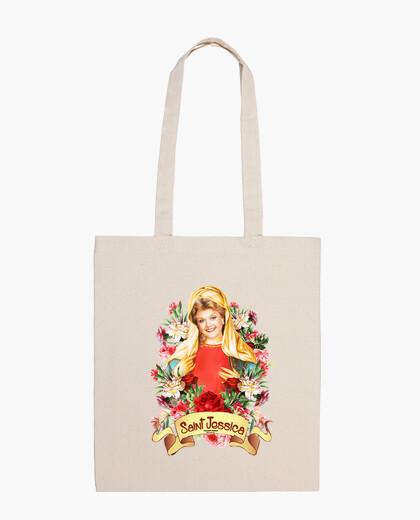 Murder she saint -made by tryllona bag