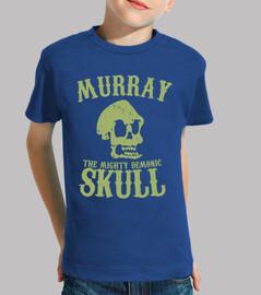 Murray the Mighty Demonic Skull