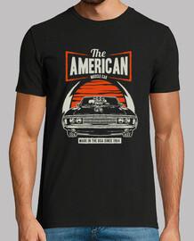 muscle car américain