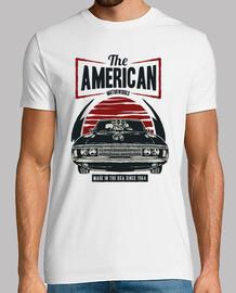 muscle car rétro t 1964 USA