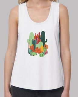 Musculosa Ciudad Cactus