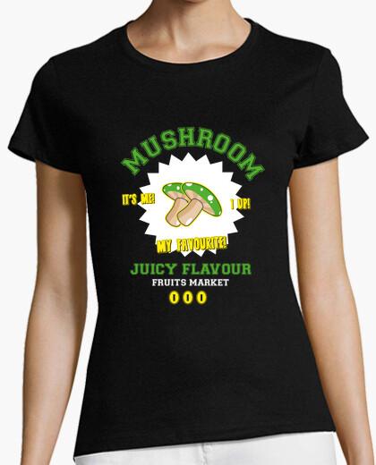 Camiseta Mushroom Juicy Flavour