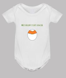 Mushroom scout junior (buscasetas jr) body
