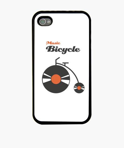 Funda iPhone Music bike