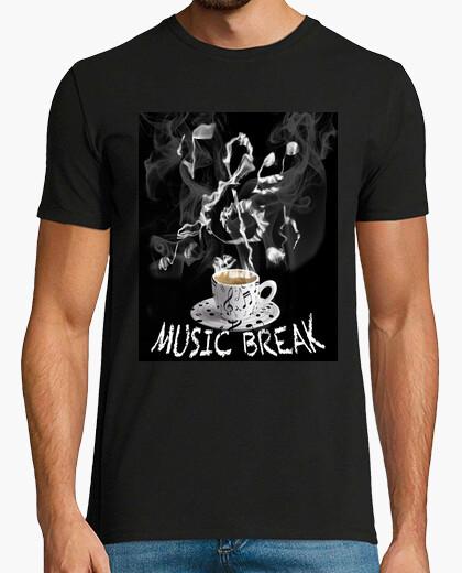 Camiseta Music Break