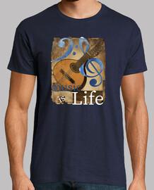 Music is Life - Bandurria