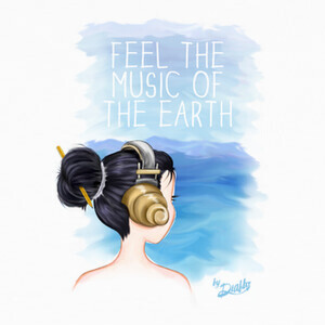 Camisetas MUSIC OF THE EARTH