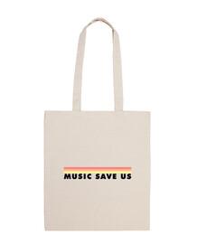 Music Save us