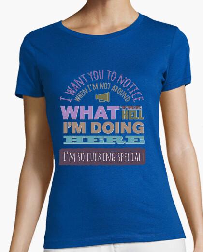 Camiseta Música - I'm so...special (Radiohead-Creep)