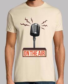música - radio - auf sendung