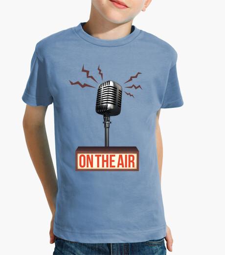 Ropa infantil Música - Radio - ON THE AIR