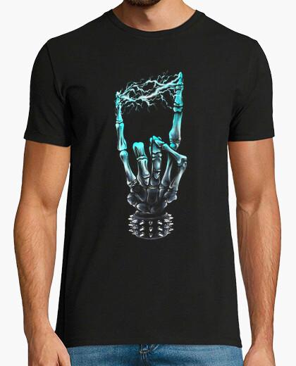 Camiseta música electrizante