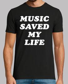 musica mi ha salvato la vita