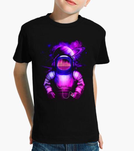Abbigliamento bambino musica nello spazio