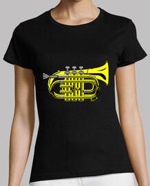 musical trumpet