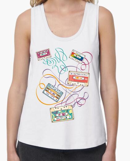 T-shirt musicassette - musica