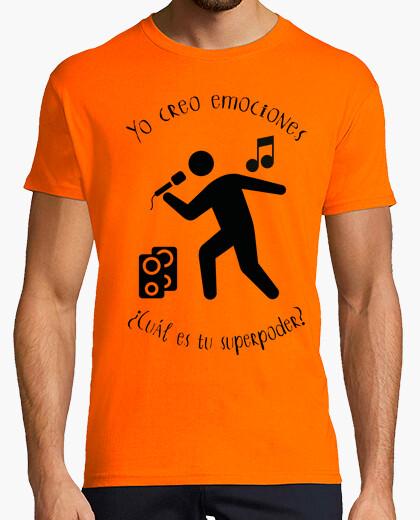 Musician - singer t-shirt