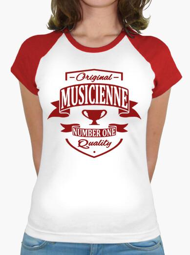 T-shirt musicista