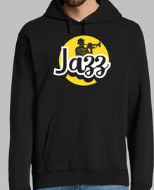 musicista di tromba jazz