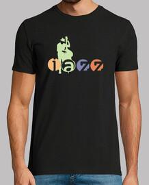 musicista jazz t-shirt