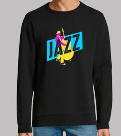 músico de jazz