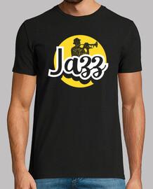 músico de trompeta de jazz