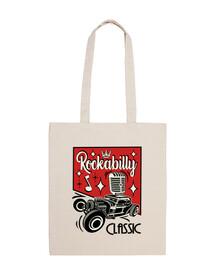 musique rétro rockabilly hotrod vintage Rocker USA rock and roll