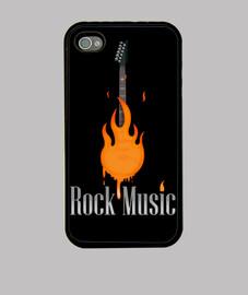 musique rock feu