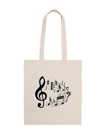 Musique sac