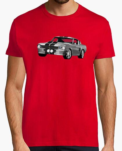 Camiseta Mustang 500 GT