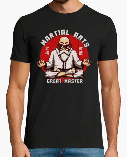 Camiseta Muten Roshi master