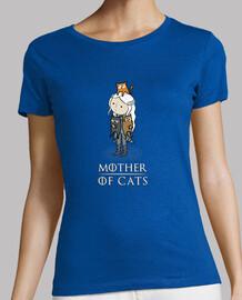 Mutter von Katzen - mama dre Katze - br