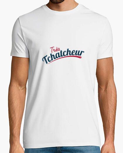 Camiseta muy chatter