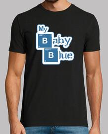 My Baby Blue (contorno azul) - Breakng Bad