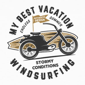 My Best Vacation T-shirts