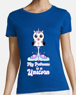 my bossus is a unicorn