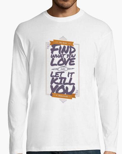 Tee-shirt MY DEAR teeshirt homme manches longues