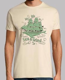 My life is sea & wind