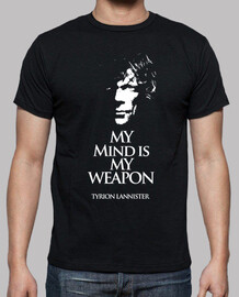 my mind is my weapon
