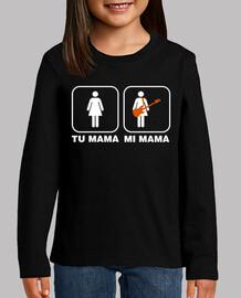 my mom (pbass)