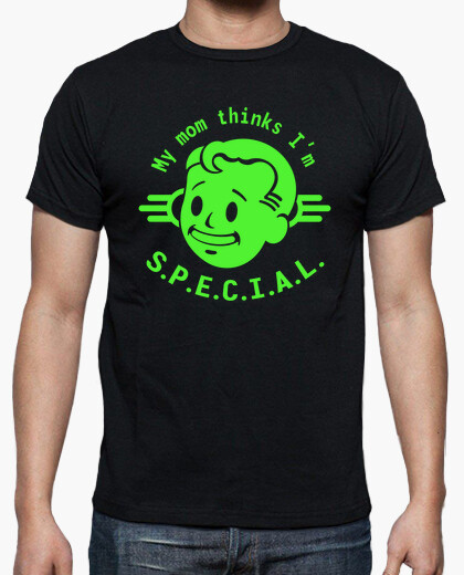 My mom thinks I'm SPECIAL t-shirt