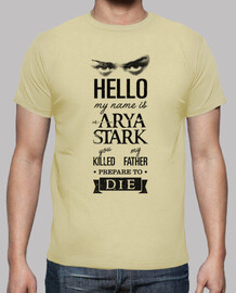 My name is Arya Stark #1