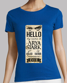 My name is Arya Stark #2