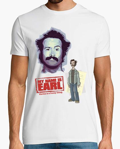 My Name Is Earl Karma T Shirt