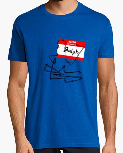 Camiseta My name is Ralph H